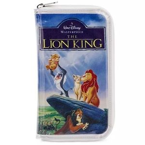 Lion King VHS Clutch